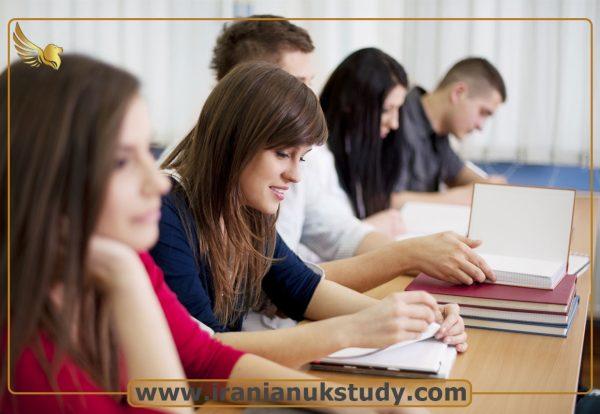 مقاطع تحصیلی در دانشگاههای انگلستان