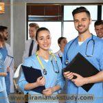 شرایط تحصیل در رشته پزشکی در کشور انگلستان